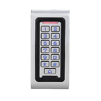 مقاومة للماء التحكم في الوصول لوحة المفاتيح Rfid لوحة المفاتيح المعدنية حالة للوصول إلى الباب