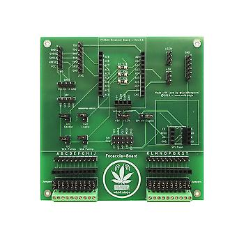 Board A Multipurpose Breakout For The Ft232h.