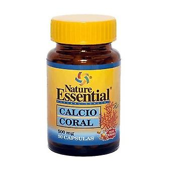 Coral Calcium 50 capsules of 500mg