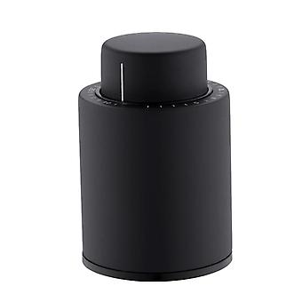 Xiaomi Mijia Wine Stopper Plastic Vacuum Memory Wine Stopper  (black)