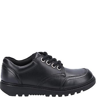Hush Puppies Girls Kiera Junior Leather Shoes