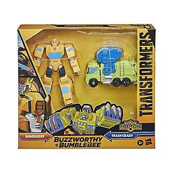 Transformers Spark Armor Elite Bumblebee Figure
