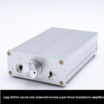 Copy british sound solo diamond version super linear hd650 headphone amplifier