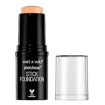 Wet N Wild Nouvelle fondation Focus Stick Shell Ivory
