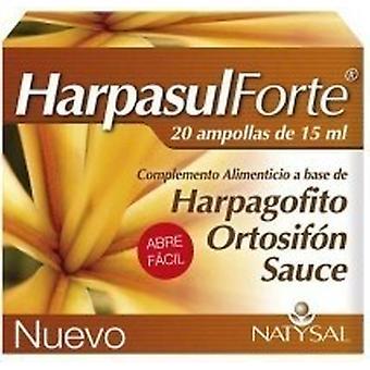 Natysal Harpasul Forte 20 Ampullen