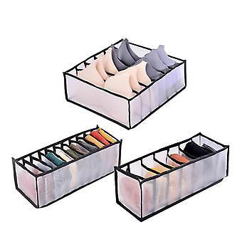 Storage Items Organizer, Separated Box For Underwear