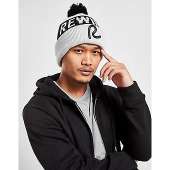 New Rewired Men's Bobble Hat from JD Outlet Grey