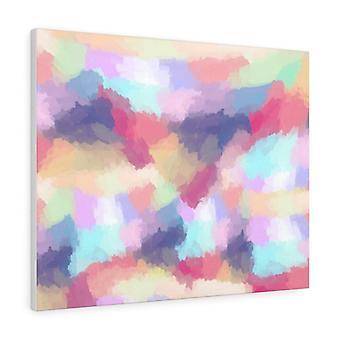 Abstraktit pastellit