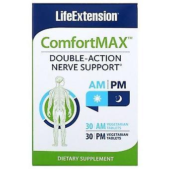 Extensão de Vida ComfortMax - 30 AM + 30 PM Vegitabs
