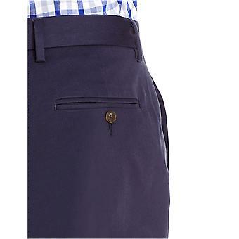Merkki - Goodthreads Men's Slim-Fit Ryppytön Comfort Stretch Mekko Chino Pant, Navy, 35W x 30L