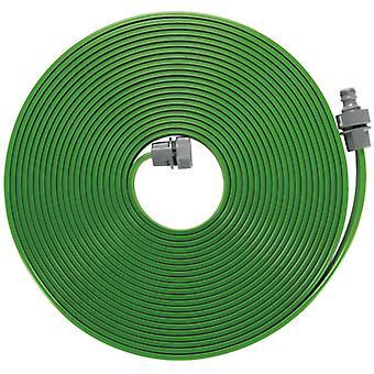 رذاذ خرطوم 15 متر PVC الأخضر / الرمادي 2 قطعة
