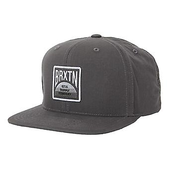 Brixton Pivot X MP Snapback - Black