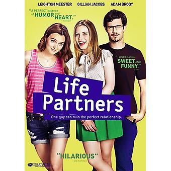 Life Partners [DVD] USA import