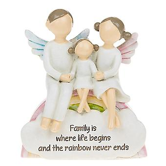 Rainbow Angels Viața de familie