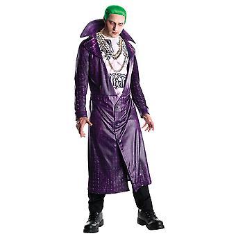 Suicide Squad Miesten Deluxe Jokeri puku
