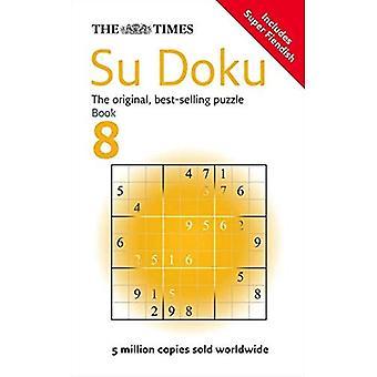 The Times Su Doku: Bk. 8 (Su Doku)
