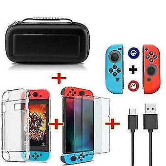 Black protective hard case for nintendo switchsunvalley-us portable x2932
