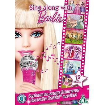 Sing tillsammans med Barbie DVD