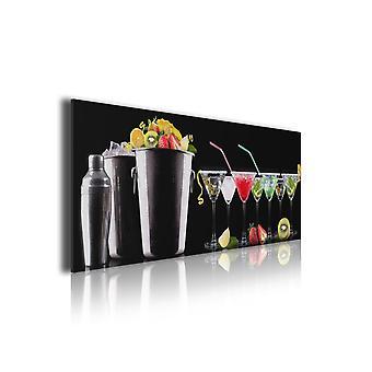 Fototafel drink und getränk a gogo, 80x30cm