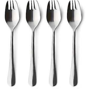 Windsor Buffet Forks 4 Pieces Stainless Steel