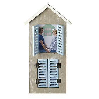 Wooden Double Frame House Style By Heaven Sends