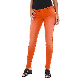MET pantalones de mujer X-K-Fit naranja