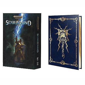 Warhammer Age of Sigmar RPG - Soulbound Collector's Edition Rulebook