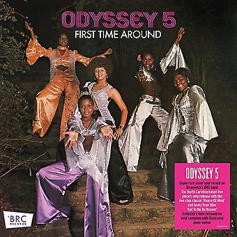 Odyssey 5 - First Time Around Vinyl
