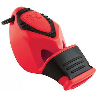 Fox 40 Epik CMG Safety Whistle C/W Polso-Cordino Rosso