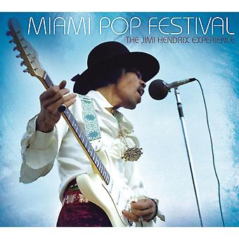 Jimi Hendrix-upplevelsen - Miami Pop Festival Vinyl