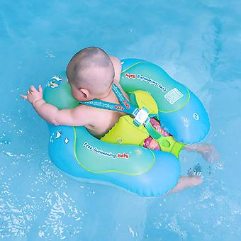 Free Swimming Baby Inflatable Baby Swim Float Children Waist Ring Inflatable Pool Floats Toys Swimming Pool Accessories For The Age Of 3-72 Months