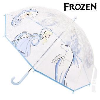 Umbrella Frozen (Ø 71 cm) Lilac 100 % POE