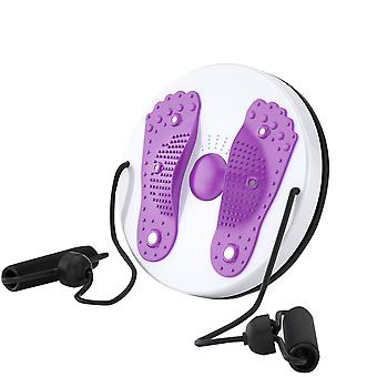 Figure Trimmer Waist Abdominal Trimmer Board for Slimming Waist and Strengthening Abs Core
