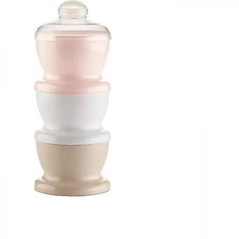 Milk Transport Box - Powder Pink