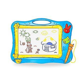 Magneettinen piirustuslauta lapsille (sininen2)