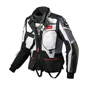 Spidi IT H2OUT H T Raid Jacket Gris Noir MED D163 010