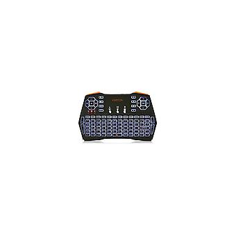 i8 Plus Tri-color Backlit 2.4G Wireless Mini TouchpadKeyboard Air Mouse Airmouse for TV Box Mini PC