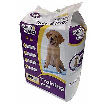 100 Puppy pet dog pads