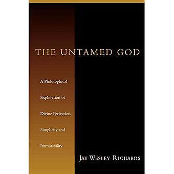 The Untamed God: A Philosophical Exploration of Divine Perfection, Immutability, and Simplicity