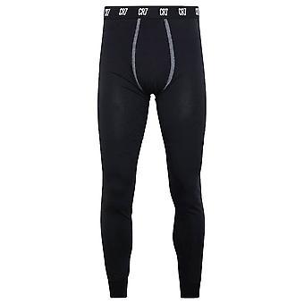 CR7 Mens 2021 Cristiano Ronaldo Fashion Loungewear Leggings Long Johns