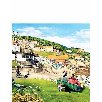 Ravensburger Picturesque Yorkshire 2 x 500pc Jigsaw