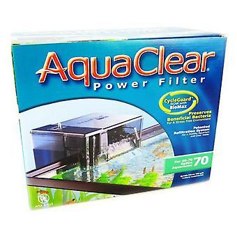 Aquaclear Power Filter - Aquaclear 70 (300 GPH - 40-70 Gallon Tanks)