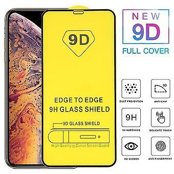 Skärmskydd härdat glas iPhone 12 & 12 Pro HD hydrofob glas