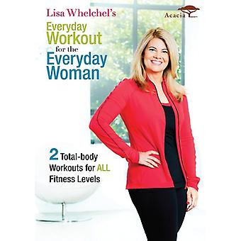 Lisa Whelchel's Everyday Workout for the Everyday [DVD] USA import