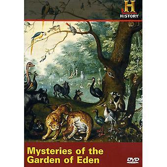 Salaisuudet Eedenin [DVD] Yhdysvallat tuoda