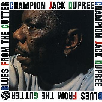 Champion Jack Dupree - Blues från the Gutter [CD] USA import