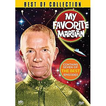 Bästa av min favorit Martian [DVD] USA import