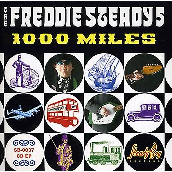 Freddie Steady 5 - 1000 Miles [CD] USA import