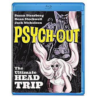 Psych-Out [BLU-RAY] USA import