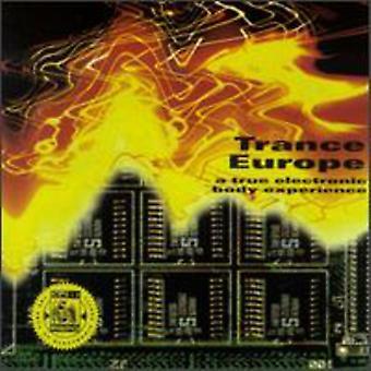 Trance Eurooppa - Electric kehon elämys [CD] USA tuonti